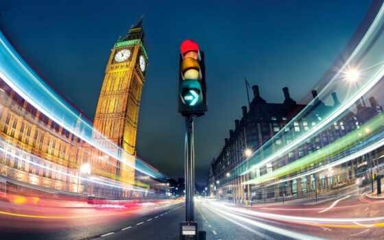 огни, город, ночь, london, mobile, планшетный