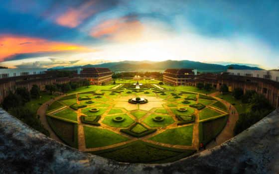 travel, таиланд, luang, mae, fah, university, world,