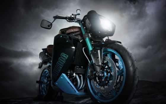 triumph, скорость, triple, мотоцикл,