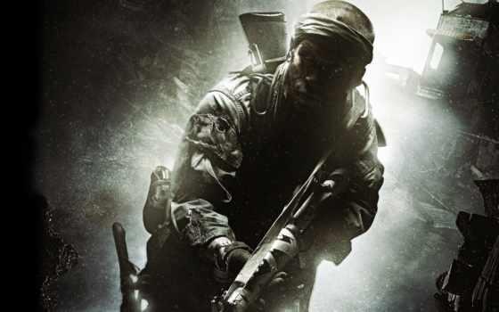 колл, duty, ops, black, игры, солдат,