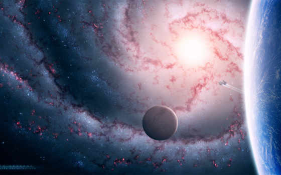 новым, вселенная