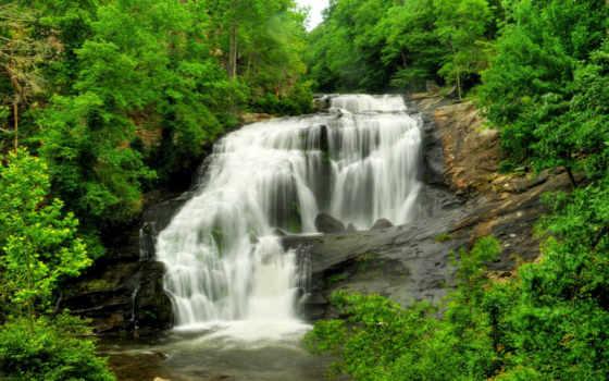 falls, река, лысый