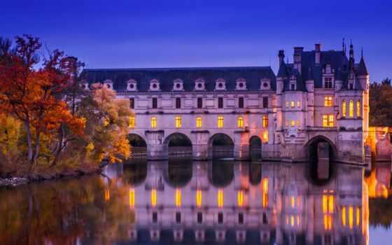chenonceau, château, camerabag, john, nevercenter, осень, франция, design, maco, cher, близко