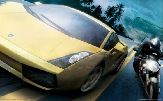 test, drive