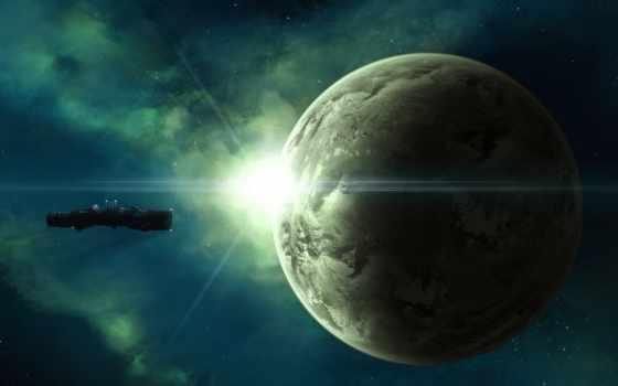 планета, станция