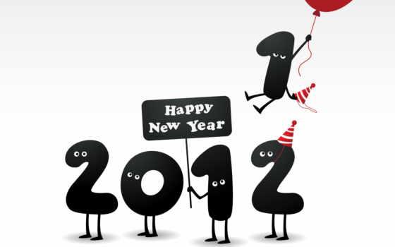 new, год, happy Фон № 60990 разрешение 2560x1600