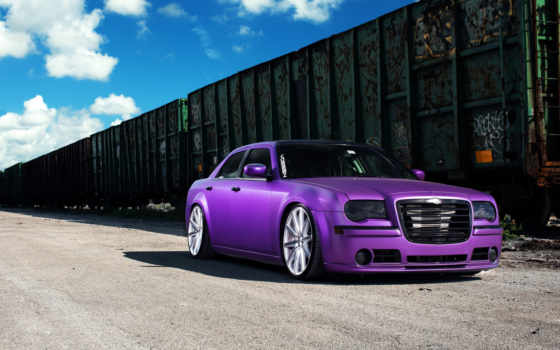 chrysler, car, тюнинг, wheels, дисках, vfs, авто,