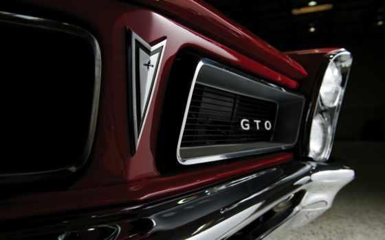 gto, pontiac, muscle, classic, cars, кабриолет, tempest,