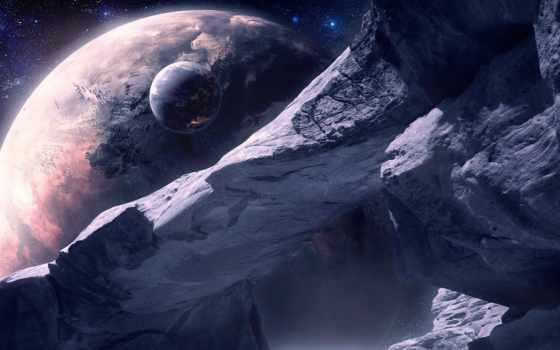 cosmos, planet, art,