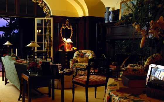 интерьеры, дизайн, комнаты