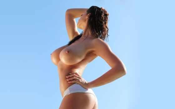 girls, обнаженная, грудь, девушки, bwg, голая, эротика, природа, трусы,