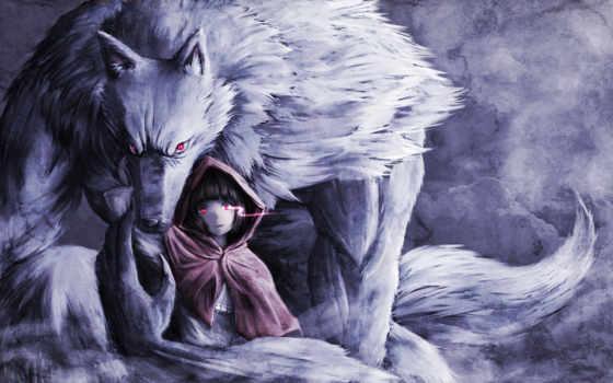 коллекция, волки