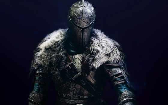 dark, игры, souls, шлем, фантастика, воители, доспех, бесплатные, фоновые, монитора, сайта,