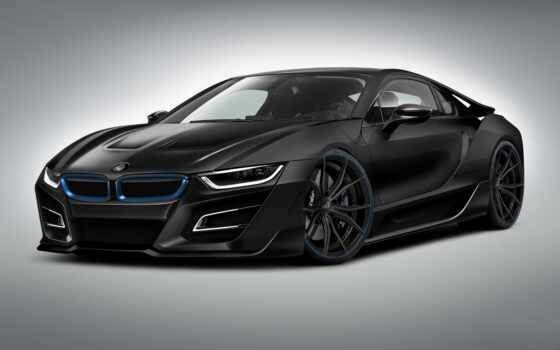 black, car, coupe, hybrid