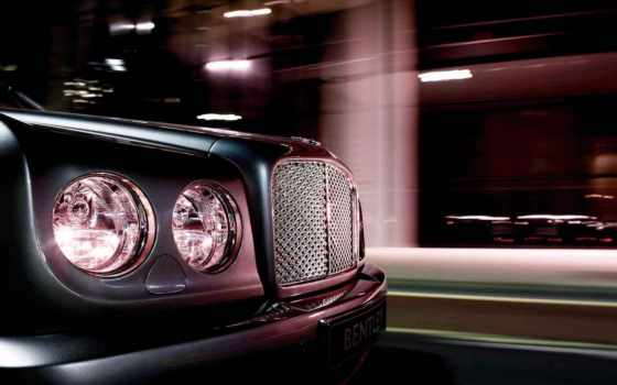 bentley, arnage