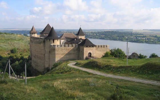 pwxua, samsung, замок, украина, украины, замки, чтобы, телевизор, рівне, україни, фотографии, хотинский,