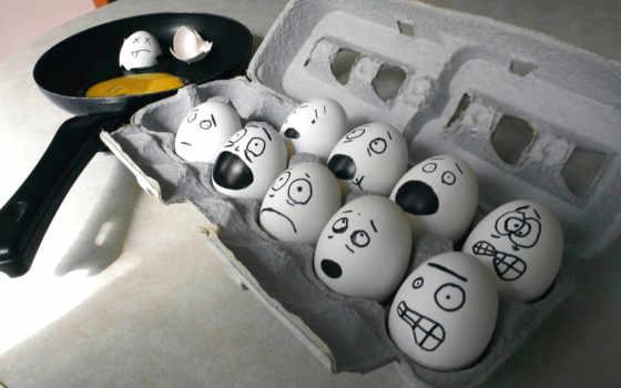 шарики, рисованный, карандашом, учимся, яйцах, napricedala, графика, прикольные,