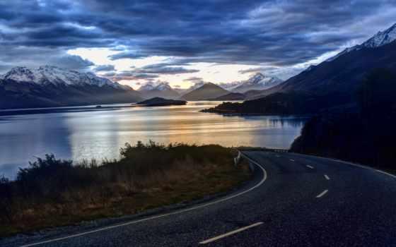 природа, road
