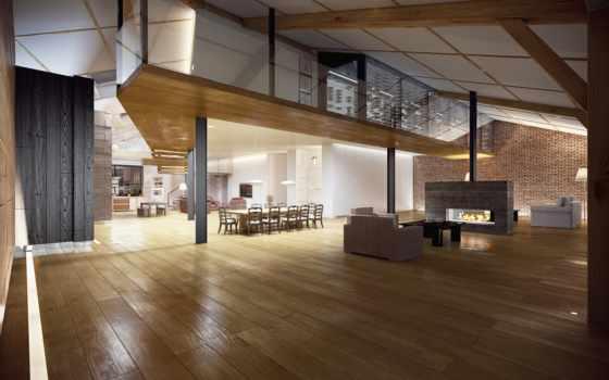 loft, stylish, design
