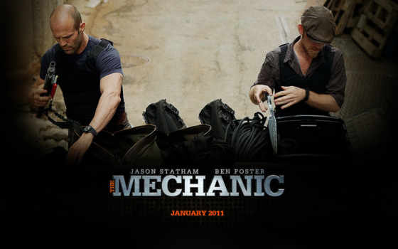 mechanic, сниматься, джейсон