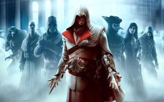 creed, assassin, игры Фон № 108762 разрешение 2560x1600