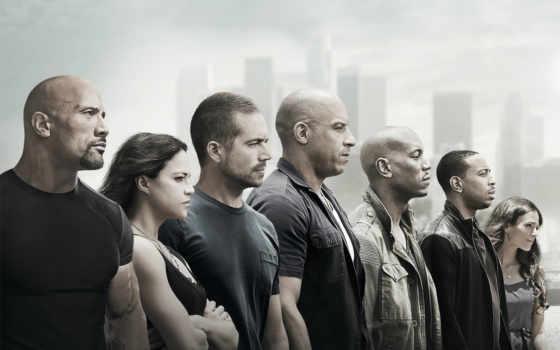 фильмы, форсаж, fast, лудакрис, ludacris, пять, мужчины, мстители, era, альтрона, мишель,