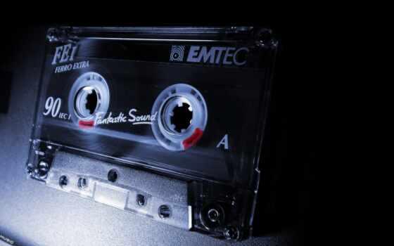 музыка, картинка, кассета, analog, art, tape, qhd,