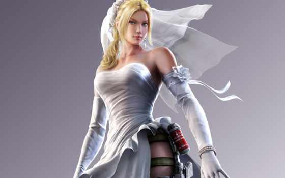 tekken, nina, williams,