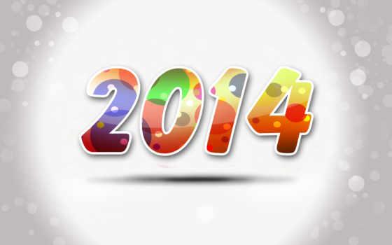 new, year Фон № 31517 разрешение 2560x1600