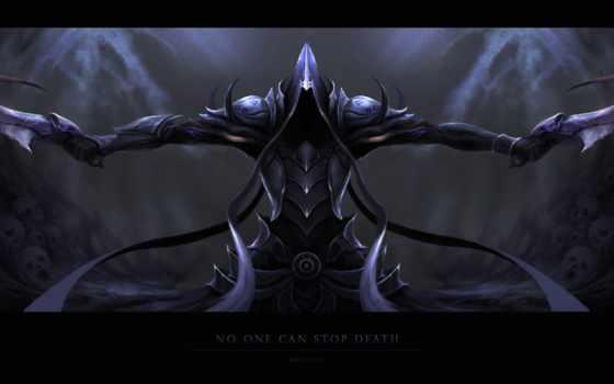 malthael, diablo, reaper