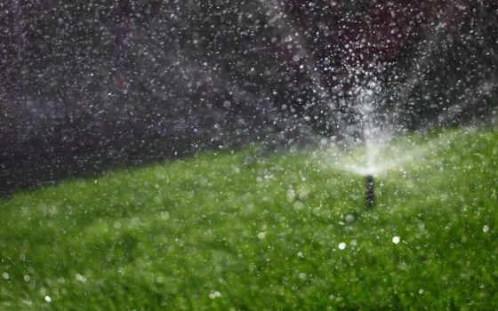 полива, газон, water, eau, drops, cartoon, system,