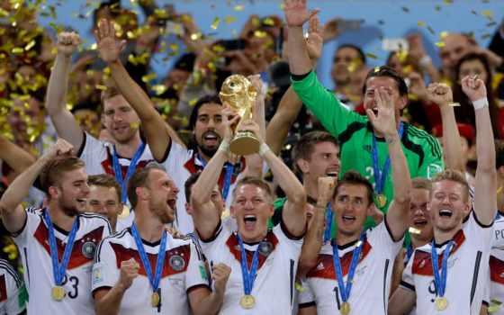 мира, германии, команда, чемпионат, футбол, победа, чемпионы, футболу,