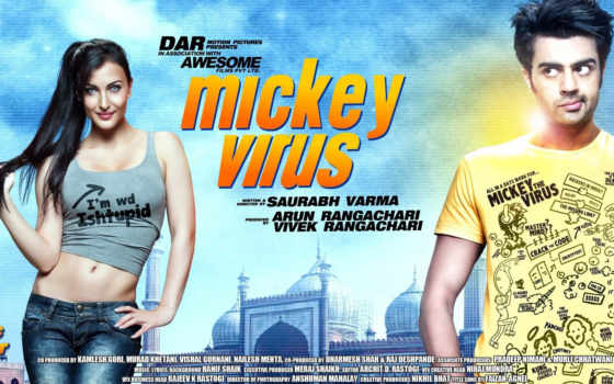 virus, mickey, movie