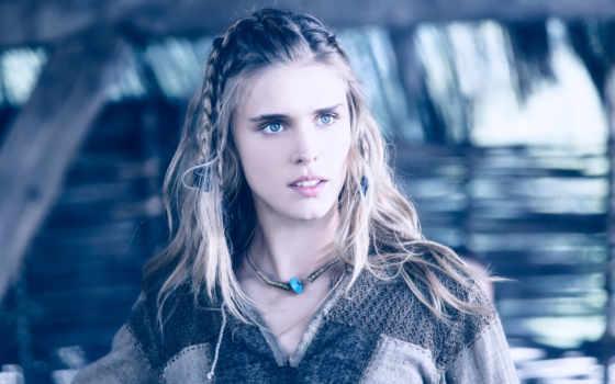 weiss, gaia, vikings, викинги, серия, porunn, уайсс, джая,