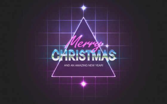 christmas, merry, new