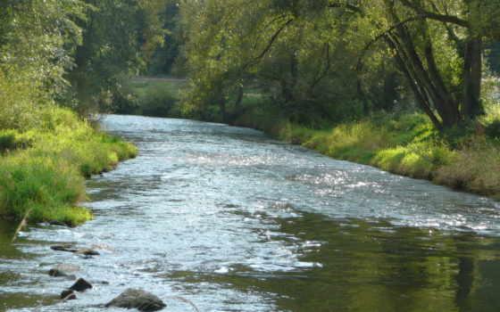 река, природа, free
