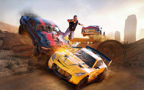 flatout, total, insanity, игры,