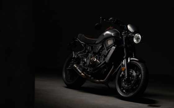 мотоцикл, dark, black, mac