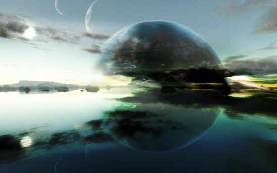 вода, планеты