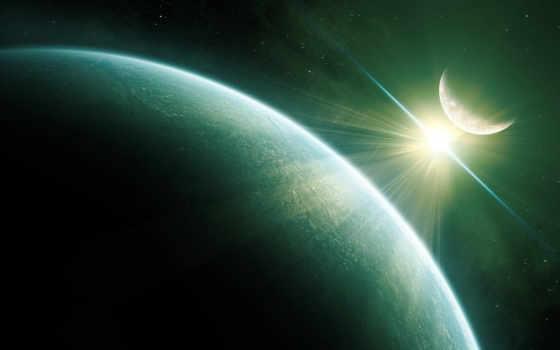 звезда, космос