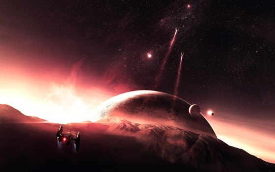 space, планета Фон № 24622 разрешение 1920x1200
