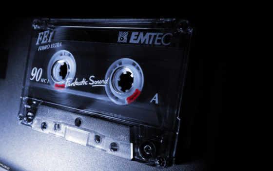 аудиокассета EMTEC