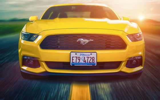 ford, mustang, muscle Фон № 97039 разрешение 1920x1200