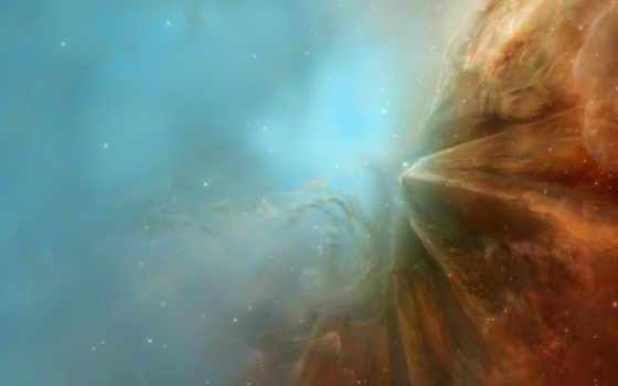 космос, desktop, galaxy, туманность, звезды, abstract, фон,