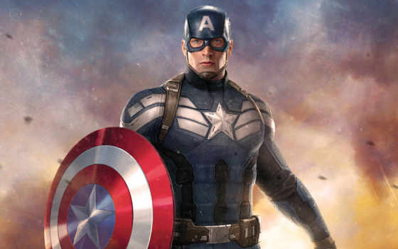 america, captain, pantalla