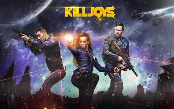 killjoys, киллджойс, season