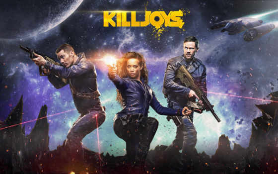 killjoys, киллджойс, season, оценка, syfy, episode, когда,