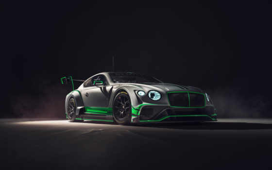 continental, bentley, new, car, race, will, unveiled,