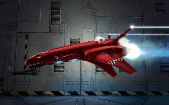сопла, engine, огонь, фон, корабль, сопло, spaceship, cosmic,