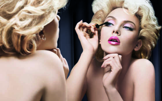 макияж, johansson, news, movie, one, скарлетт, коллекция, master, class